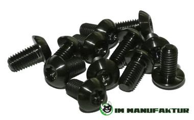 m5 titan schraube grade 5 iso 7380 linsenkopf sechsrund schwarz titanschrauben schwarz. Black Bedroom Furniture Sets. Home Design Ideas
