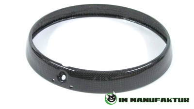 Ducati Monster Carbon Lampenring